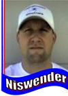 Brian Niswender MA, CSCS