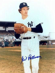 Gil Patterson 1977 New York Yankees