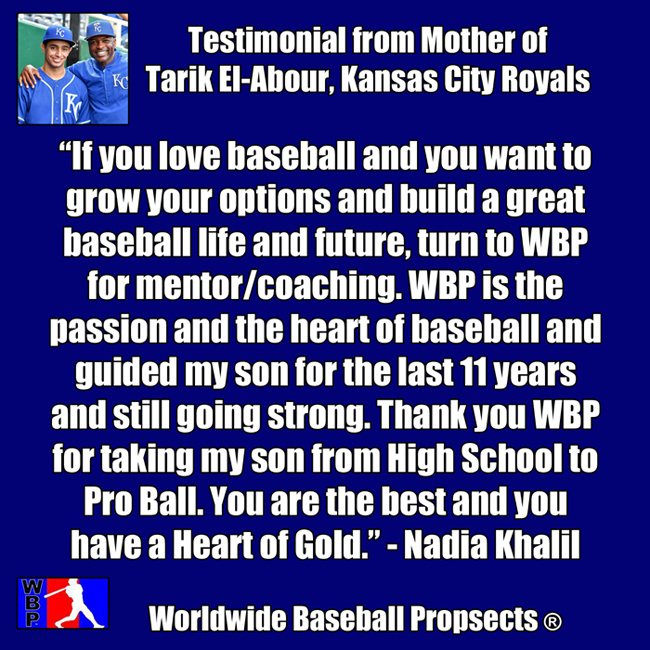 The WBP™ High School to College Baseball Recruitment Planning Program